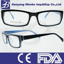 fashion optical frame acetate italy design
