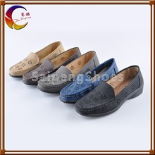 new fashion top quality flat casual wholesale 2013 women shoes sandal