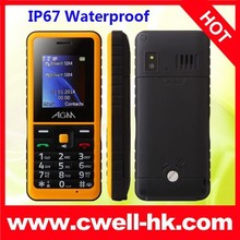 Original AGM Stone 2 1.77 inch TFT Screen Water / Dust / Shock Resistant GSM Phone