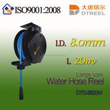 8.0mm 20m large size best pressure washer hose reel