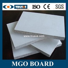 2015 Promotion Supply Light Weight White Color Magnesium Oxide Wall Board