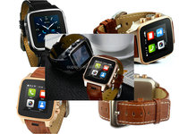 alibaba china supplier smart watch mobile phone with Android 4.2.2