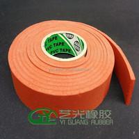 silicone rubber foam tape for insulation