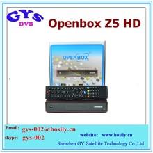 Full HD RVP 3G GPRS receiver original openbox z5 USB wifi satellite TV reciver support free IPTV, DLNA TOP BOX openbox z5