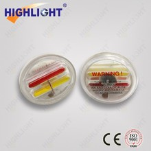 Highlight IP013 brand name garment shop display security 8.2MHz eas anti-theft ink tags/ benefit denial