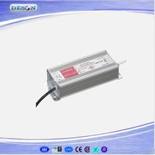 12/24VDC 60W IP67 Waterproof LED Driver SMPS , Switching Power Supply Series LPV-60