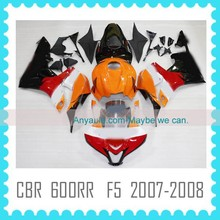 For CBR600RR F5 2007 2008 Motorcycle ABS custom racing fairing kit body kit body work repsol