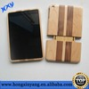 for iPad mini bamboo skin case,wood back cover for iPad