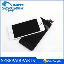 kit reparation ecran for iphone 5, factory selling,perfect quality,no bubble no dead ponit,1 year warranty