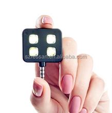 China original hot sale selfie speedlite led flash light mobile phone flashing lights for andriod phones, ios phones
