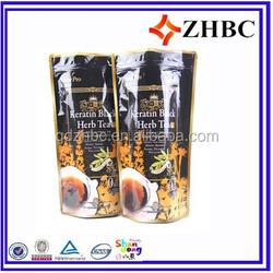 aluminum foil coffee pouches design