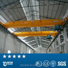 Electric Single Girder travel Overhead Crane Used Auto Industry