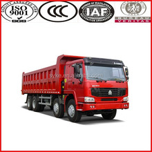 Directly Factory Selling Good Performance Howo 6x4 Off Road Dump Truck
