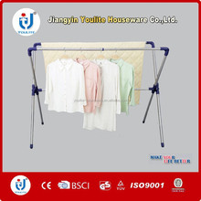 multi-layer space-saving clothes rack parts