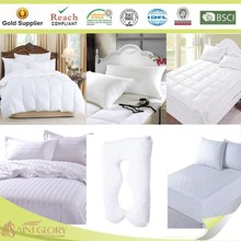 luxury hotel / home duck down pillow