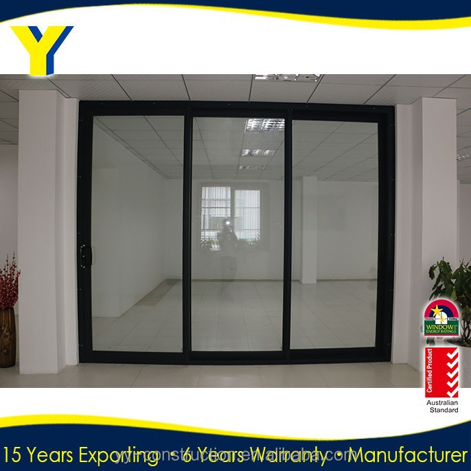 Used Exterior Doors For Commercial Glass Aluminum Sliding