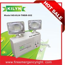 2*4w two spot emergency lights emergency led exit signs for public place