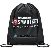 wholesale promotional cheap shoes nylon drawstring bag / gift polyester drawstring bag / cotton canvas drawstring bag
