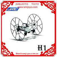 JJRC H1 run on floor and fly in the sky 4ch 2.4Ghz gyro rc quad copter