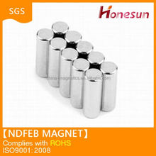 neodymium magnets in Cylindrical shape for sale