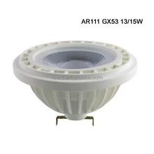 85-265v ra>80 100lm/w g53 es111 gu10 led with 3 years warranty