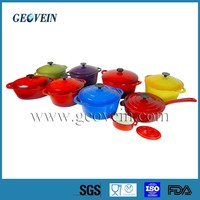 Alibaba Express Non-stick Cast Iron Cookware