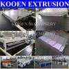 low price pvc upvc roofing sheet making machine