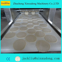 Automatic dumpling wrapper making machine