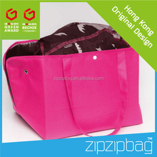 Waterproof Polyester and Foldable Laundry Bag