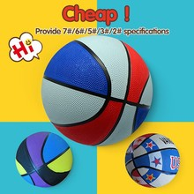 logo could be printed professinal basketbal,all sizes rubber basketball