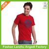 2015 custom high quality 100% cotton t shirt for men / T shirt factory