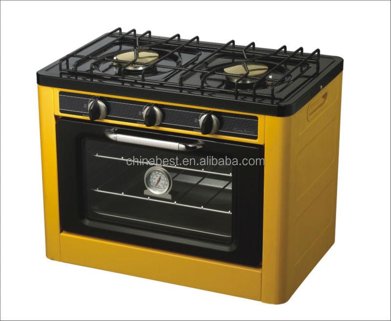 Campeggio forno e fornelli a gas portatile combo cs-01 senza ...