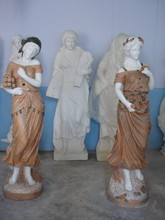 hot sale marble made hand carved antique marble statues for sale