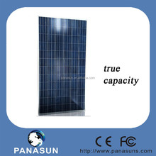 300w Polycrystalline cost of solar panels for wholesale in China