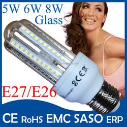 2015 New energy saving light bulbs 3w 5w 7w 9w 12w 16w 24w LED corn light bulbs for home