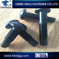10.9 high tensile TC stub bolt ,Structural bolt