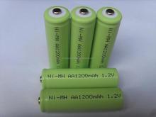 NI-MH AA1200mAh rechargeable battery