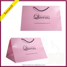 Manufacturer queen women paper bag&shoe packaging&high heels packaing