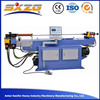 hydraulic power station cast iron 90 degree bend stainless steel pipe bending machine