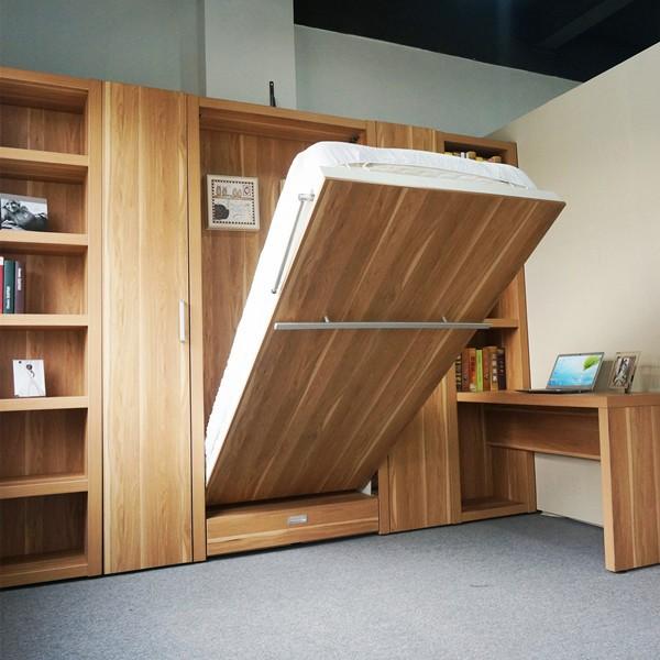 murphy bed vertical