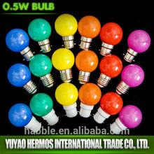 1w smd 5050 led lighting for home led color bulb