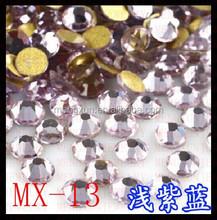 ss4 light violet flatback diy Resin accessories/rhinestone