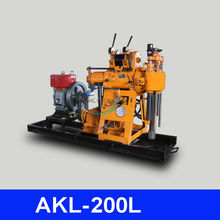 Perfect value now, AKL-200L natural gas drilling equipment