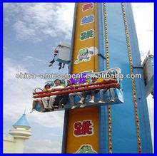 happy new year!!!!2012 hot sale outdoor playground kiddie ride frog jumping