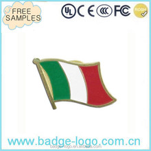 wholesale gold plated country flags lapel pins