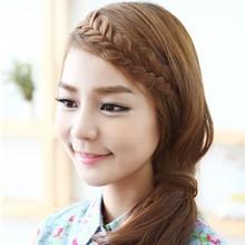 Fashion Lady Kinky Twist Braided Lace Wig Manufacturer