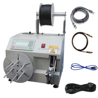 nylon cable tie machine for power cable winding and tying