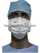 Factory directly 2 ply disposable face mask earloops/blue/medical/hospital