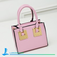 Large Capacity Women's Tote Bag Fashion PU Handbag Women Single Shoulder Bag