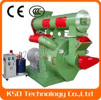 ZL508 ring die wood pellet making machine to produce pellet used